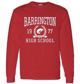 #4B Classic Long Sleeve T-Shirt - BHS Reunions