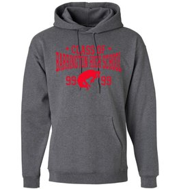#103 Heavyweight Cotton Hooded Sweatshirt - BHS Class Of... Collection