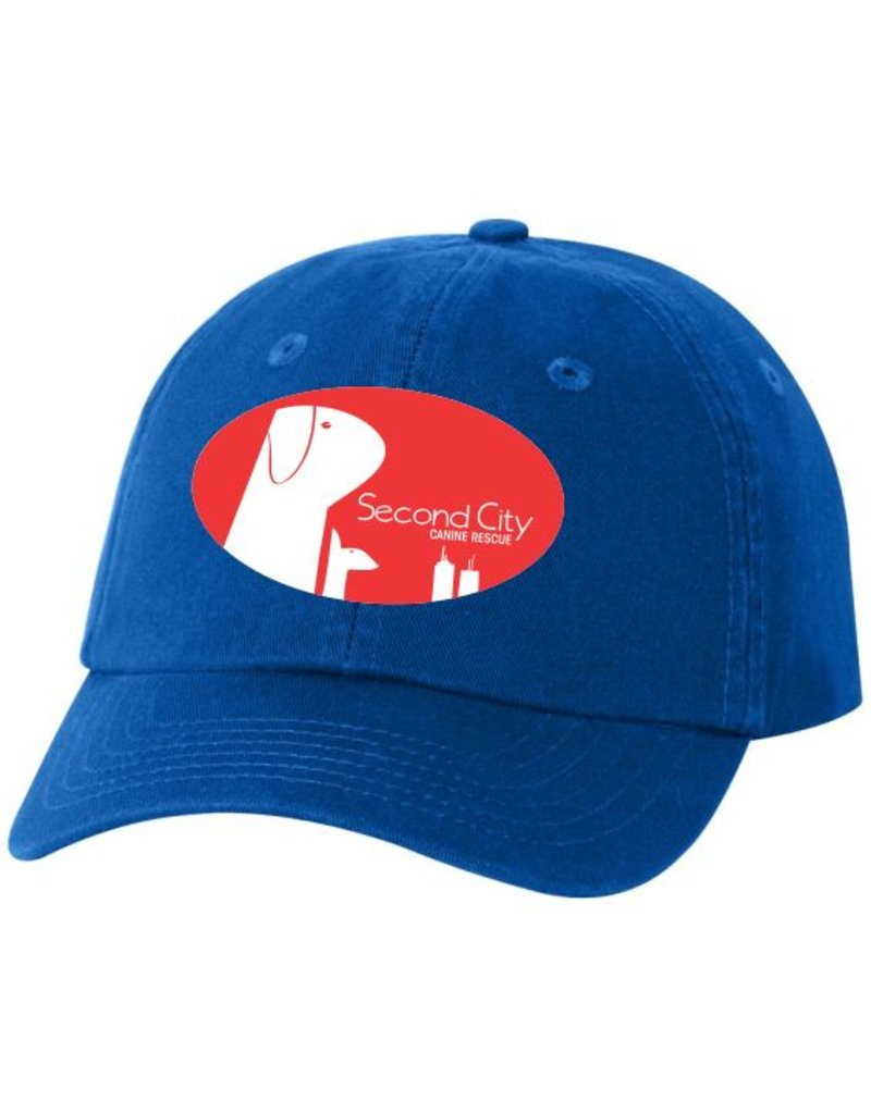 #486 Adult Classic Baseball Hat - Second City Canine Rescue
