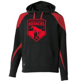#124 Prospect Hooded Sweatshirt - Barrington Broncos