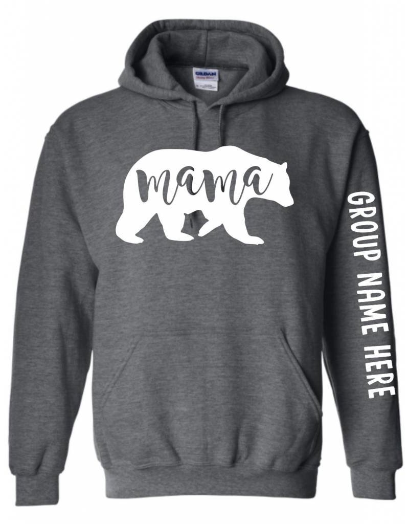 #101 Adult Hooded Sweatshirt - Mothers of Multiples