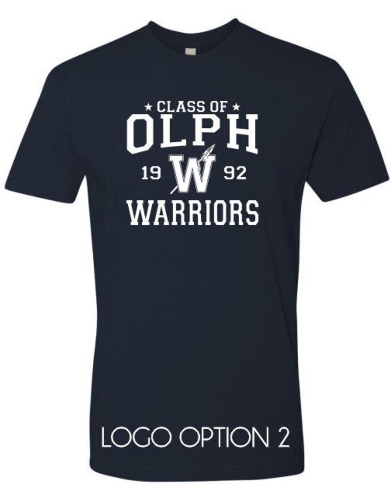 #6 Premium Short Sleeve Crew Neck Tee OLPH Alumni