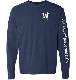 Comfort Colors #20 Comfort Colors Long Sleeve Shirt - OLPH Alumni