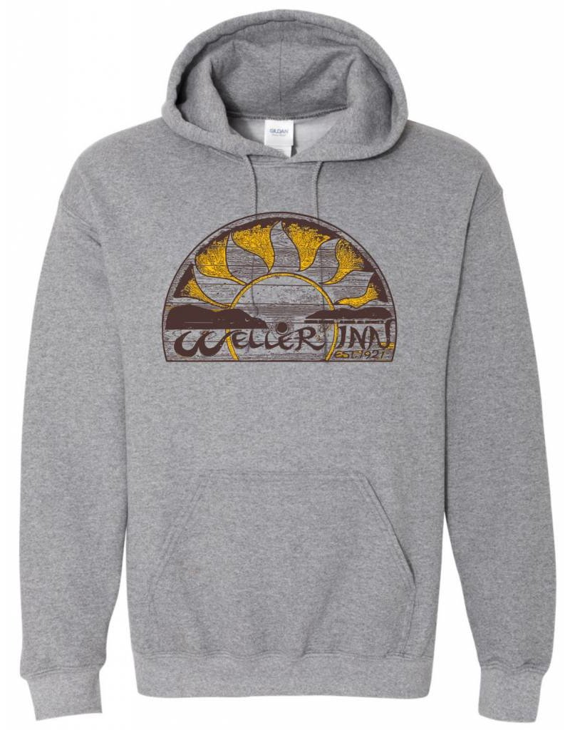 #101 Classic Hooded Sweatshirt - Weller Inn