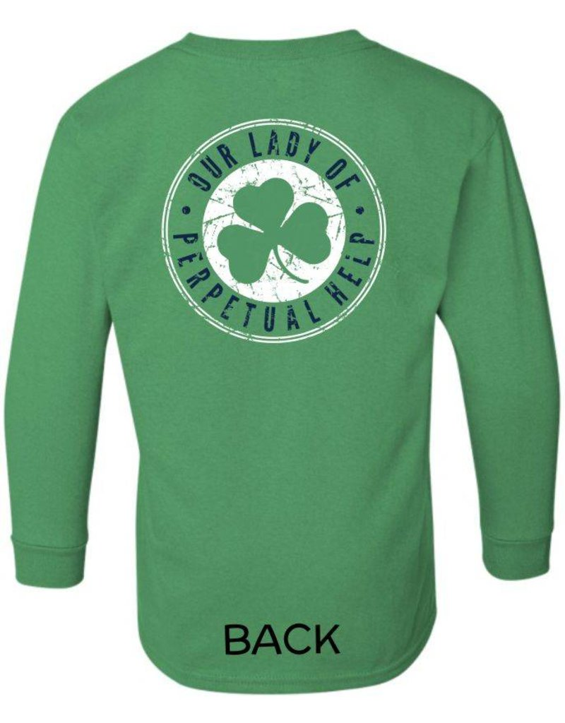 #4 Long Sleeve Classic T-Shirt - OLPH - St. Patrick's Day