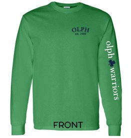 #4 Classic Long Sleeve T-Shirt - OLPH - St. Patrick's Day
