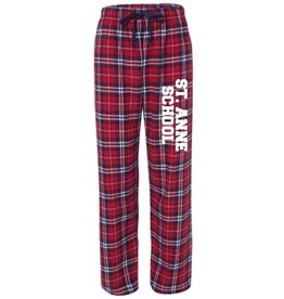 #201 Flannel Pants - SAS