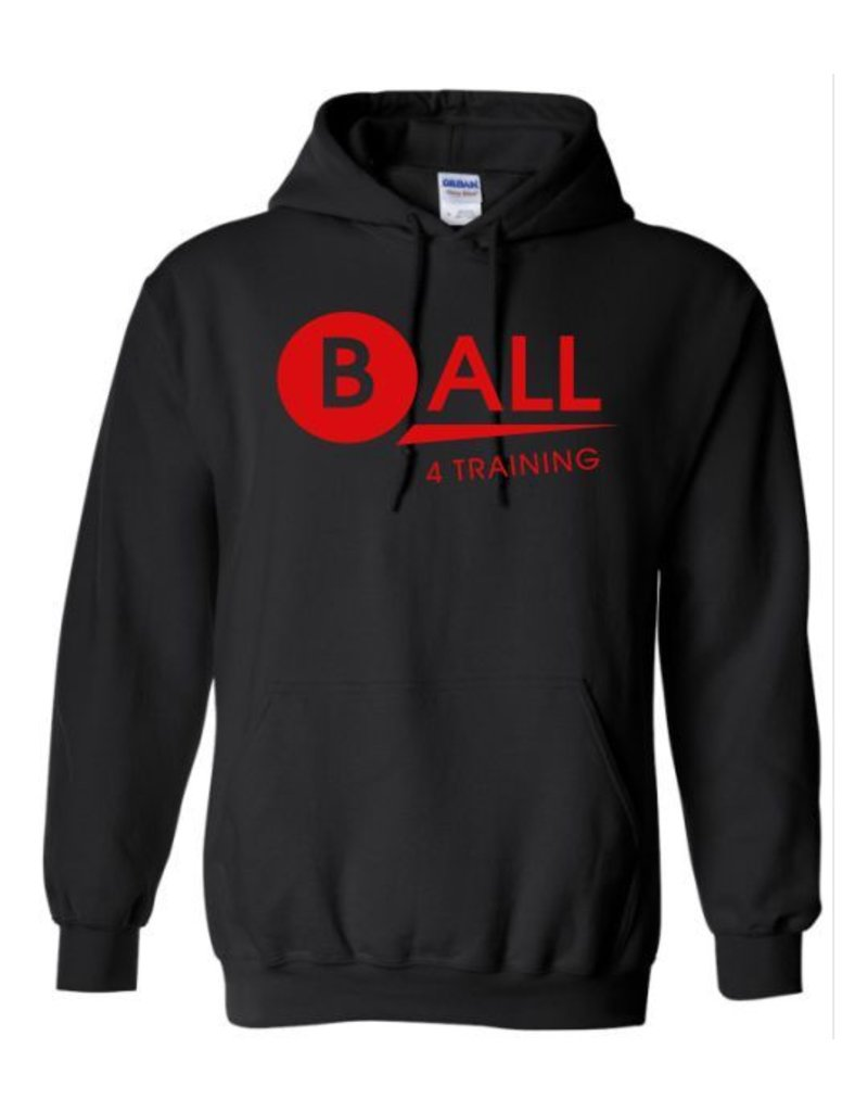 #101 Classic Hooded Sweatshirt - BALL4Training