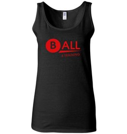 #313 Ladies Softstyle Tank Top - BALL4Training