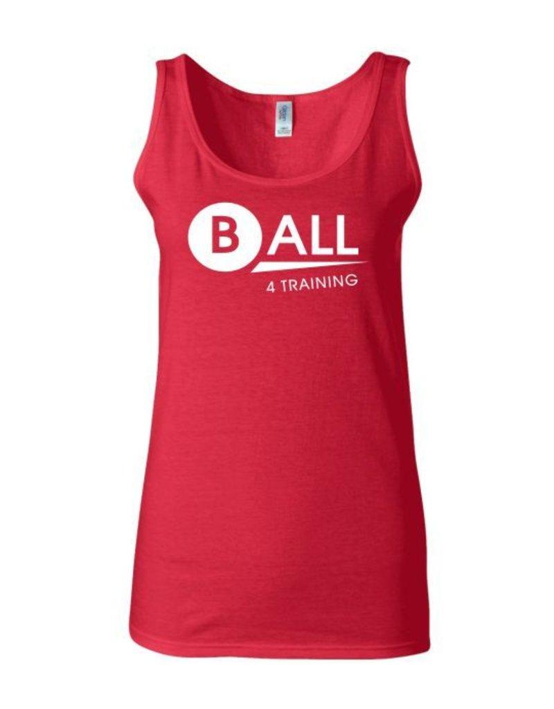 #313 Ladies Softstyle Tank Top - BALL4Training