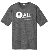 #42 Electric Heather Performance Shirt - BALL4Training