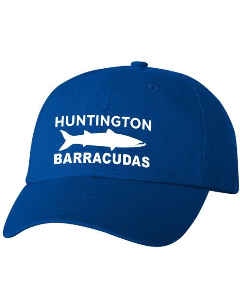 #486 Classic Baseball Hat - Huntington Swim Team