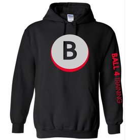#101B Classic Hooded Sweatshirt - BALL4Training