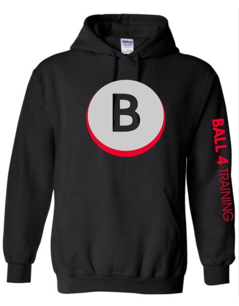 #101B Classic Hooded Sweatshirt - BALL4Training