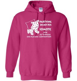 #101 Adult Hooded Sweatshirt - MOM Convention
