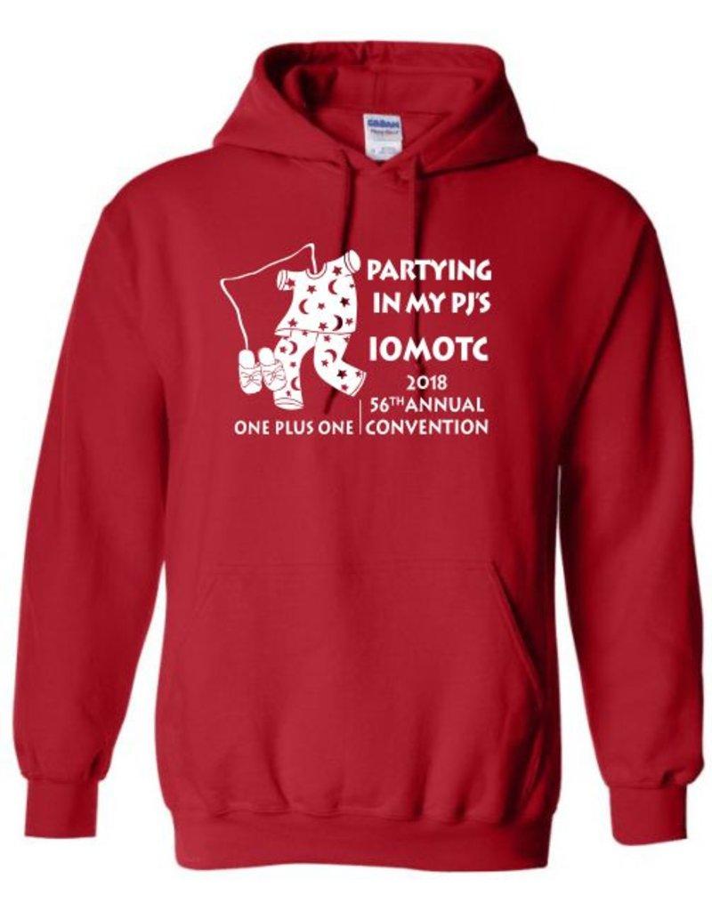 #101 Adult Hooded Sweatshirt - MOM Convention
