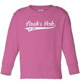 #605 Toddler Long Sleeve T-Shirt - Noah's Ark Preschool