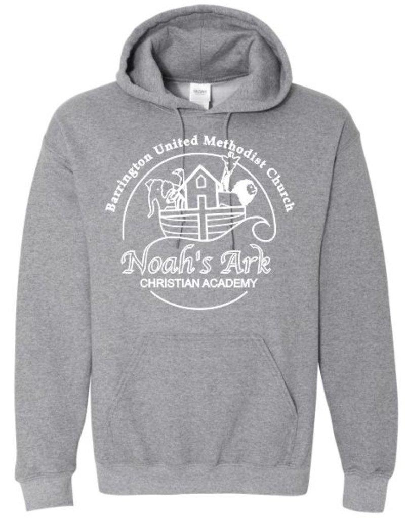 #101 Classic Hooded Sweatshirt - Noah's Ark Preschool