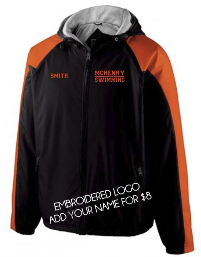 #2291 Homefield Jacket - McHenry Swimming