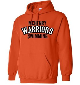 #101 Classic Pullover Sweatshirt - McHenry Swimming