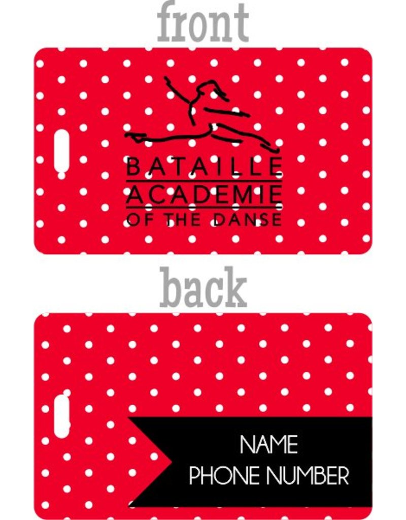 Luggage Tag - Bataille