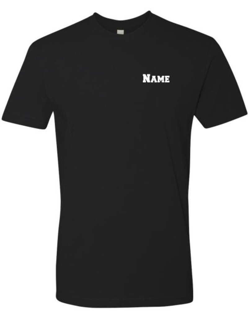 #6 Crew Neck T-Shirt - Men of Bataille
