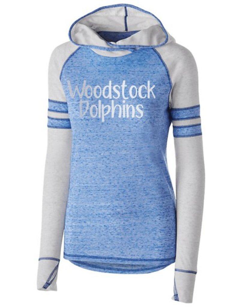 #354 Ladies Advocate Hoodie - Woodstock Swim