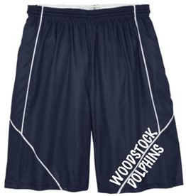 #208 Posicharge Reversible Shorts - Woodstock Swim