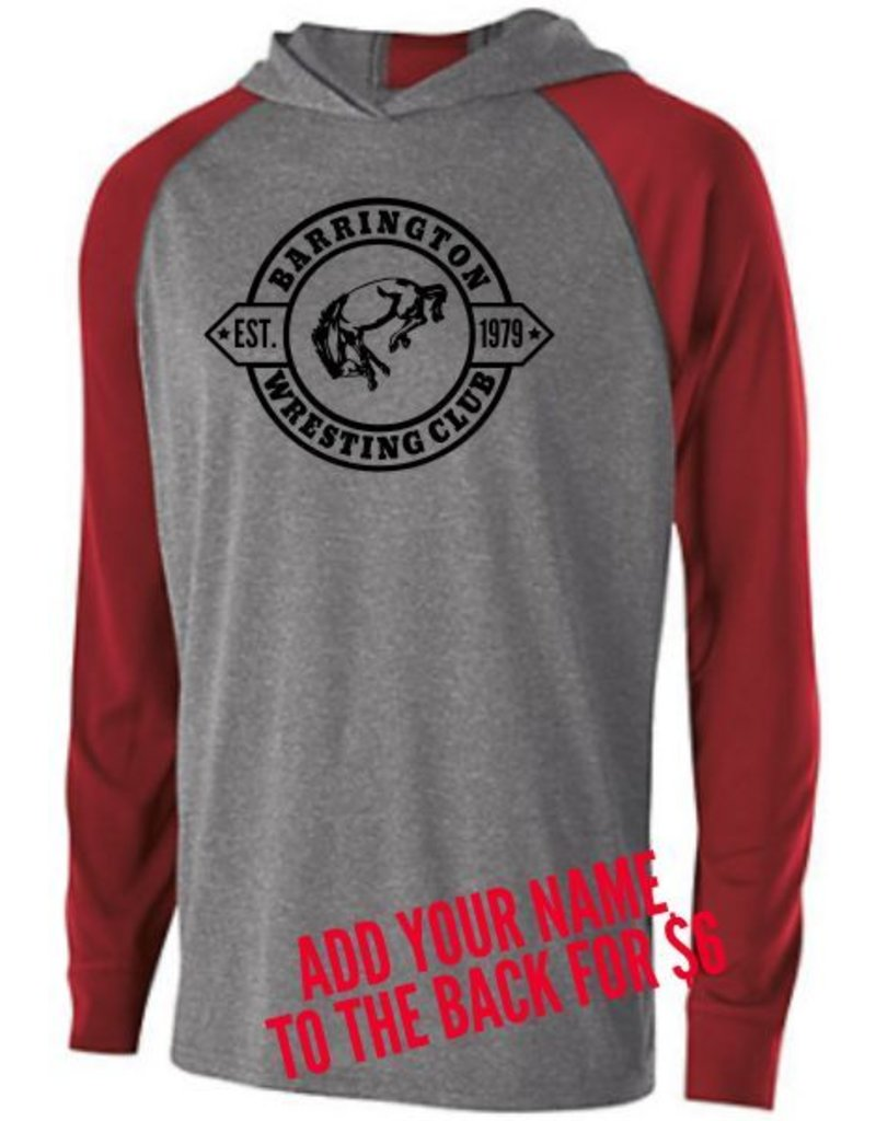 #171 Echo Hooded Shirt - BBWC