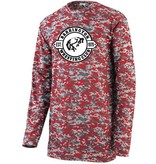 #61 Digi Camo Long Sleeve Wicking Shirt - BBWC