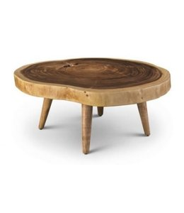 FREDDIE WOOD TABLE ROUND