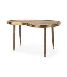 COCKTAIL TABLE KIDNEY SHAPE