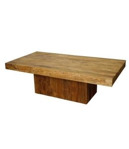 MAXIM RECTANGULAR COFFEE TABLE