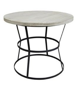 BROOKFIELD SIDE TABLE RL TOP