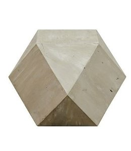 Iconsahedron side table