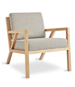 TRUSS LOUNGE CHAIR LEASIDE DRIFTWOOD ASH NATURAL