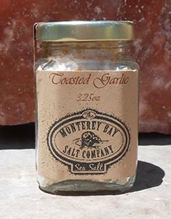 Monterey Bay Salt Company Monterey Bay Salt, Garlic