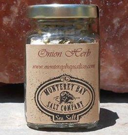 Monterey Bay Salt Company Monterey Bay Salt, Onion Herb