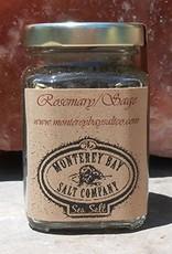 Monterey Bay Salt Company Monterey Bay Sea Salt, Rosemary & Sage