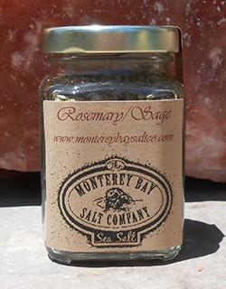 Monterey Bay Salt Company Monterey Bay Salt, Rosemary & Sage
