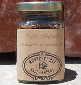 Monterey Bay Salt Company Monterey Bay Sea Salt, Coffee