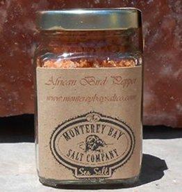 Monterey Bay Salt Company Monterey Bay Salt, African Bird Pepper