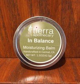 Tierra Apothecary Herbal Balm 2oz, In Balance