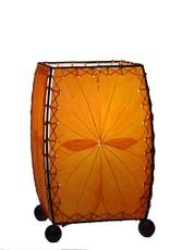 Eangee Mini Leaf Lamp, Orange