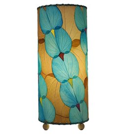 Eangee Butterfly Table Lamp, Sea Blue
