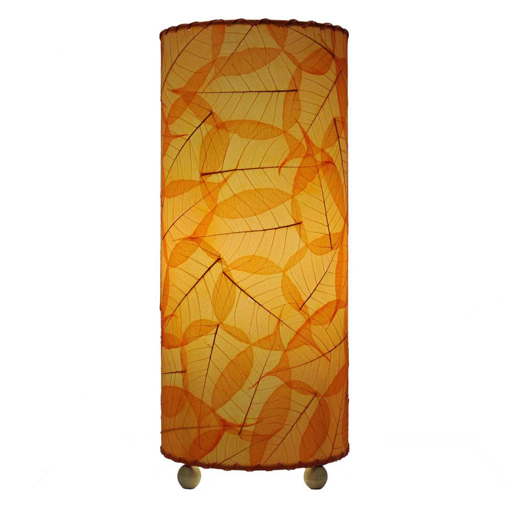 Eangee Banyan Table Lamp, Orange