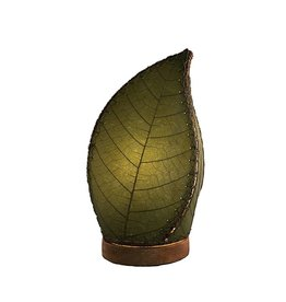 Eangee Leaflet Table Lamp (Green)