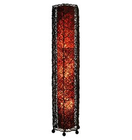 Eangee Durian 4ft Lamp,  Red