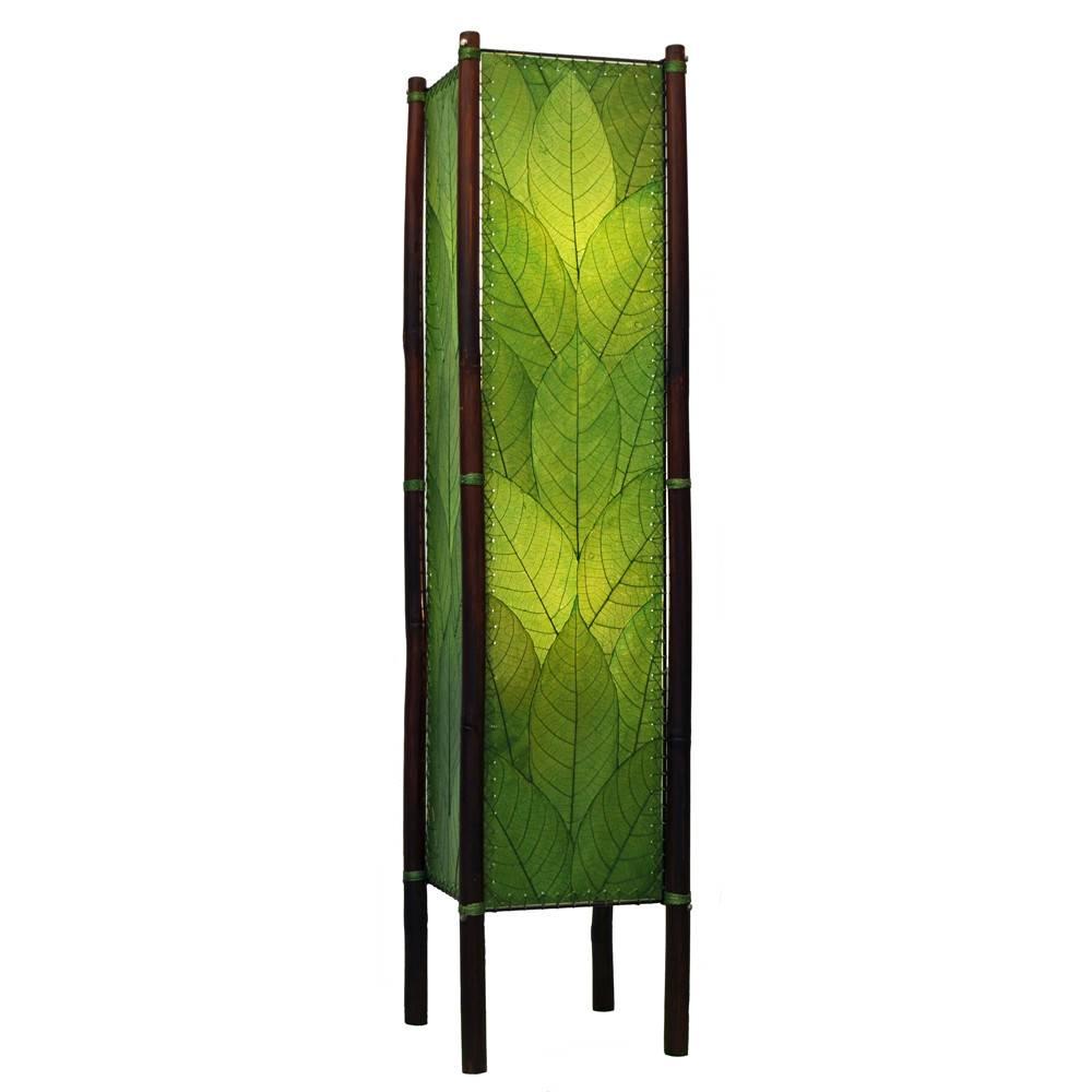 Eangee Fortune 4ft Lamp, Green