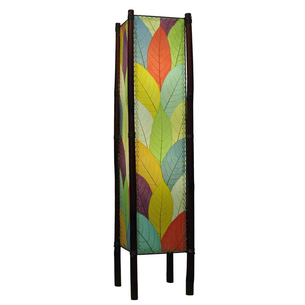 Eangee Fortune 4ft Lamp, Multicolor